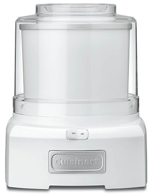 Cuisinart ICE-21 1.5 Quart Ice Cream Maker