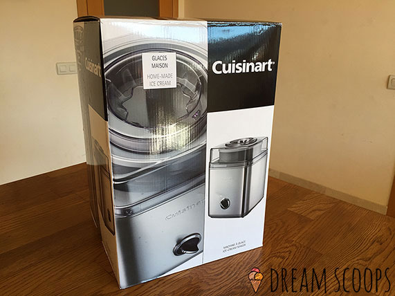 Cuisinart Ice-30BC Ice Cream Maker Boxed