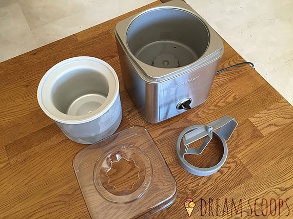 Cuisinart Ice-30BC Ice Cream Maker Parts