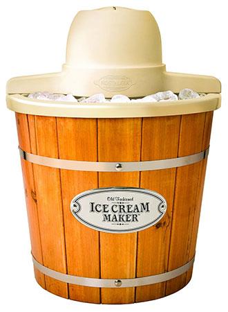 Nostalgia Vintage Collection 4 Quart Ice Cream Maker