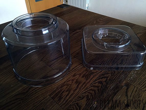 Cuisinart ICE-21 and ICE-30BC lids