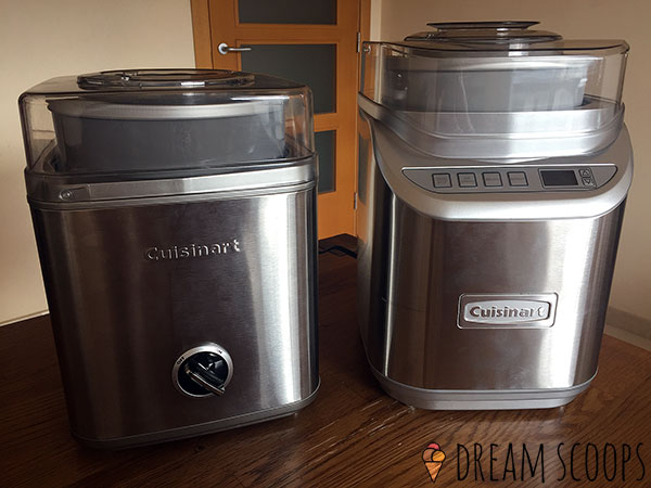 Cuisinart ICE-30BC vs ICE-70