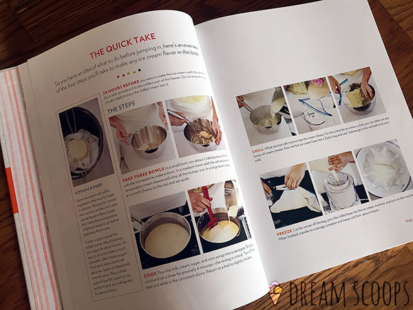 Jeni Bauers recipe book
