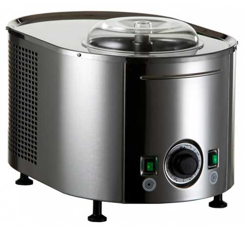 Lello 4080 Musso Lussino: Highest Quality Ice Cream Maker
