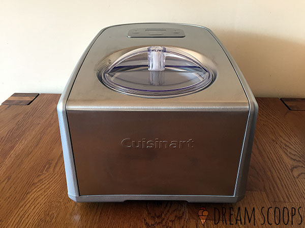 Cuisinart ICE-100 front