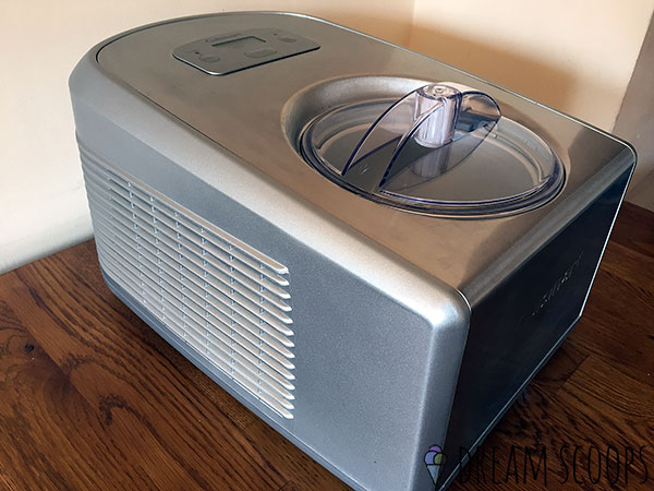 Cuisinart ICE-100 side