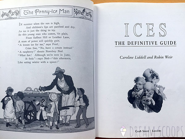 Ices: The Definitive Guide inner cover