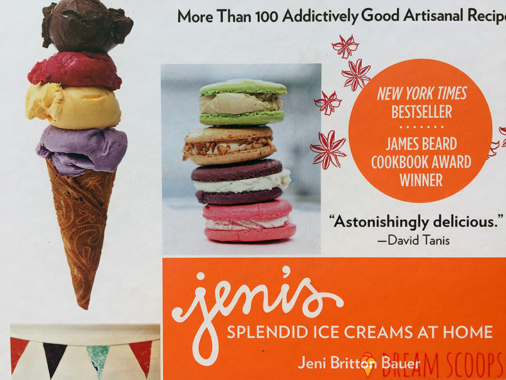Jenis Splendid Ice Creams at Home by Jeni Britton Bauer