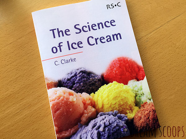The Science of Ice Cream cover
