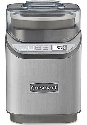 Cuisinart ICE-70 2 quart ice cream maker