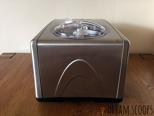 Knox Gear ice cream maker front