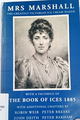 Mrs Marshall's Book of Ices
